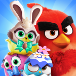 Angry Birds Match 3   (MOD, Unlimited Money) 4.8.1