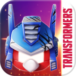 Angry Birds Transformers (MOD, Unlimited Money) 2.8.1