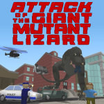Attack of the Giant Mutant Lizard (MOD, Unlimited Money)  0.8.1