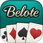 Belote.com – Free Belote Game (MOD, Unlimited Money) 2.0.43