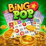 Bingo Pop – Live Multiplayer Bingo Games for Free (MOD, 6.2.42Unlimited Money)