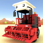 Blocky Farm Racing & Simulator – free driving game (MOD, Unlimited Money) 1.26