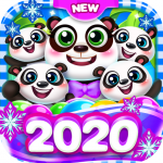 Bubble Shooter 3 Panda (MOD, Unlimited Money) 1.1.70