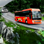Bus Simulator : Bus Hill Driving game (MOD, Unlimited Money) 1.3.4