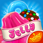 Candy Crush Jelly Saga   (MOD, Unlimited Money) 2.59.8