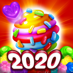 Candy Smash – 2020 Match 3 Puzzle Free Game (MOD, Unlimited Money) 1.5.1