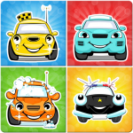 Cars memory game for kids (MOD, Unlimited Money) 2.7.2