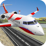 City Airplane Pilot Flight New Game-Plane Games (MOD, Unlimited Money) 2.48