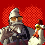 Cluck Night (MOD, Unlimited Money) 2.1.24