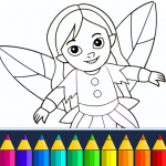 Coloring game for girls and women   (MOD, Unlimited Money) 15.9.0