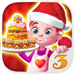 Cookie Mania 3 (MOD, Unlimited Money)  2.6.5