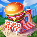 Cooking Frenzy: Madness Crazy Chef Cooking Games (MOD, Unlimited Money) 1.0.39