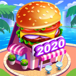 Cooking Marina – fast restaurant cooking games (MOD, Unlimited Money) .7.02