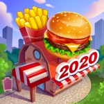 Crazy Chef Food Truck Restaurant Cooking Game  (MOD, Unlimited Money) 1.1.52