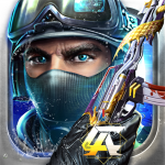 Crisis Action-Answer the call of war (MOD, Unlimited Money) 4.1.1