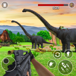 Dinosaurs Hunter Wild Jungle Animals Safari 2 (MOD, Unlimited Money) 3.5