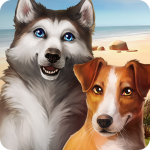 Dog Hotel – Play with dogs and manage the kennels   (MOD, Unlimited Money) 2.1.8
