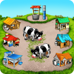 Farm Frenzy Free: Time management game (MOD, Unlimited Money) 1.3.2