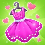 Fashion Dress up games for girls. Sewing clothes   (MOD, Unlimited Money) 7.0.6