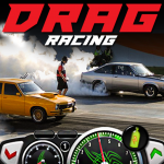 Fast cars Drag Racing game (MOD, Unlimited Money) 1.1.0