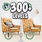 Find the difference 300 level Spot the differences (MOD, Unlimited Money) 4.70