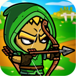 Five Heroes: The King's War   (MOD, Unlimited Money) 3.3.7