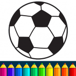 Football coloring book game (MOD, Unlimited Money) 13.9.6
