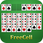 FreeCell Solitaire  3.7