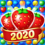 Fruit Diary Match 3 Games Without Wifi  (MOD, Unlimited Money) 1.26.1