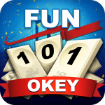 Fun 101 Okey (MOD, 1.8.442.462  Unlimited Money)