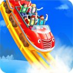 Funscapes: A Theme Park Game with Match 3 Puzzle (MOD, Unlimited Money) 0.1.55