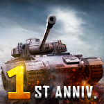 Furious Tank: War of Worlds_1st Anniversary (MOD, Unlimited Money) 1.6.3