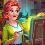 Gallery: Coloring Book by Number & Home Decor Game (MOD 0.218 , Unlimited Money)
