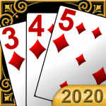 Gin Rummy   (MOD, Unlimited Money) 3.3.2.RC-GP-Free(302009)