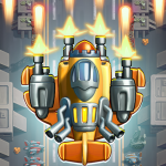 HAWK: Alien Strike Force Shooter. Falcon Squad (MOD, Unlimited Money) 26.0.19098