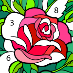 Happy Color™ – Color by Number. Coloring games.   (MOD, Unlimited Money) 2.9.0