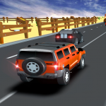 Highway Prado Racer (MOD, Unlimited Money) 2.2