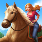 Horse Riding Tales – Ride With Friends  956