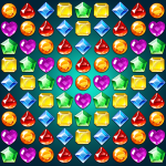 Jewels Jungle : Match 3 Puzzle (MOD, Unlimited Money) 1.8.2