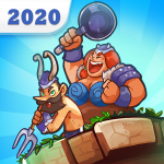 King Of Defense: Battle Frontier (Merge TD) (MOD, Unlimited Money) 1.5.32
