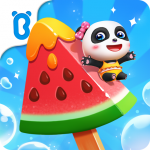 Little Panda's Summer: Ice Cream Bars (MOD, Unlimited Money) 8.43.00.01