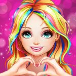Love Story Dress Up ❤️ Girl Games   (MOD, Unlimited Money) 2.4