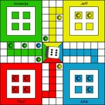 Ludo Pachisi Multiplayer (MOD, Unlimited Money) 1.11