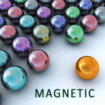 Magnetic balls bubble shoot (MOD, Unlimited Money)  1.200