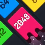 Merge Block 2048 Puzzle  (MOD, Unlimited Money) 2.8.3