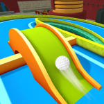 Mini Golf 3D City Stars Arcade – Multiplayer Rival (MOD, Unlimited Money) 25.1