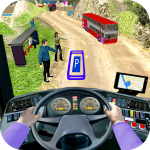 Modern Bus Drive 3D Parking new Games-FFG Bus Game (MOD, Unlimited Money) 2.51