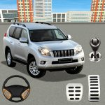 Modern Prado Parking Car Driving : New Games 2020 (MOD, Unlimited Money) 2.0.064