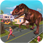 Monster Dinosaur Simulator: City Rampage (MOD, Unlimited Money) 1.18