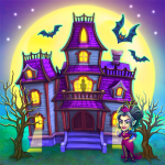 Monster Farm: Happy Ghost Village & Witch Mansion (MOD, Unlimited Money) 1.66